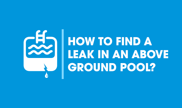 How to find a leak 9 easy steps on how to find a vacuum leak How to fix a swimming pool leak