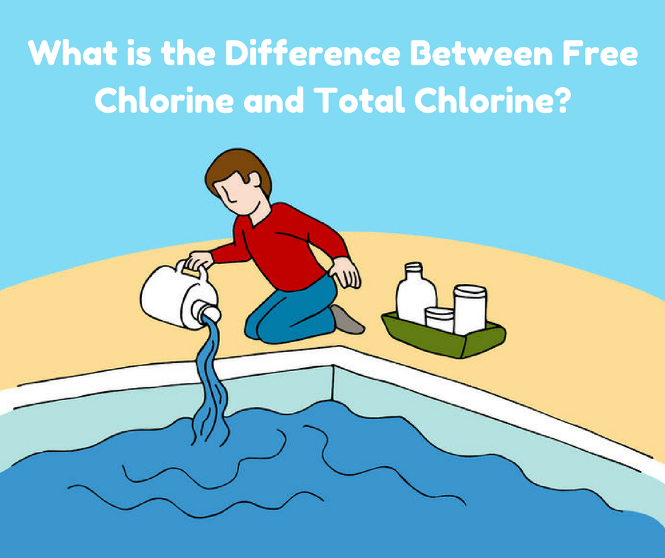 What Is The Difference Between Free Chlorine And Total