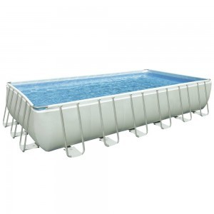 Intex 24ft X 12ft Ultra Frame Pool