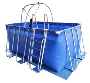 iPool Deluxe Exercise Swimming Pool